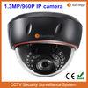 SunView IP camera dome plastic 1.3 Megapixel OEM IP camera manufacturers