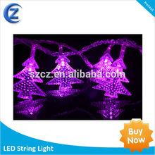 Colorful solar led fairy light/festival led decorative light