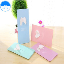 Beautiful Fashion Greeting Invitation Card Wholesale
