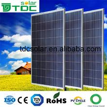 Good Quatliy/High efficiency 2000 watt solar panels