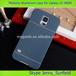 Phone case MOTOMO aluminum pc case for galaxy S5 ,for samsung galaxy s5 case,for samsung s5 case