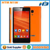 Low Cost Touch Screen Mobile Phone HTM M1W Wholesale Mobile Phone Android 4.2 Unlocked Smart Phone