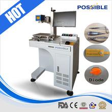 possible desktop high precision laser marking machine fiber medical instrument laser engraving machine on depth gage