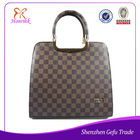 High quality small order ladies imported leather replica designer handbags wholesale guangzhou china