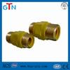 brass types of plumbing fittings