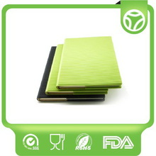 Good quality best selling costumed silicone book binding cover