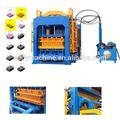 La mejor venta en alibaba qt4-15 consejos para precio de toba de bloque de ladrillo de la máquina para la venta