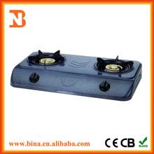 Wholesale cheap wok 2 burner table top gas stove