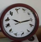 12 different kinds of bird sounds wall clock(YS-8021)