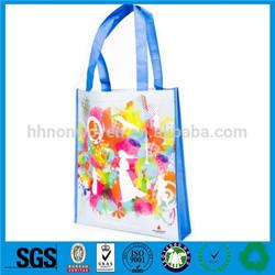 zipper pp non woven bags material,ecological promotional pp non woven bag usa