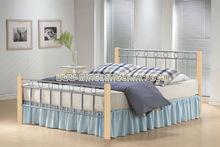 home furniture hotel metal bed frame manufacturer
