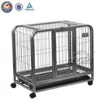 QQuan Custom durable metal unique dog house cage