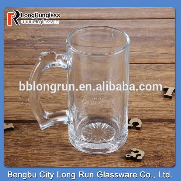Longrun 350 ml Duff beer caneca bebendo de vidro de vidro marca de internacional de cerveja cerveja canecas atacado