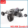 KM Zonda II 1/5 scale rc baja 5b with 30.5cc engine RTR