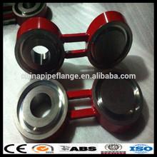 A516 Gr70 Spectacle Blind Flange B16.48 Standard