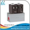 gas electromagnetic valves