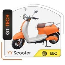 High quality retro scooters 50cc With anti-theft feature made in China