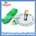 120lm led de luz blanca led verde linterna para sipik cree xr-e q5
