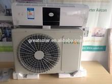 Hot sale around the world portable solar air conditioner ,3500W/12000BTU