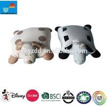 plush sheep toys cushion/plush animal shaped cushion/plush cushion