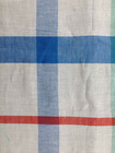 cheap cotton linen fabric in wholesale woven shirting from shaoxing