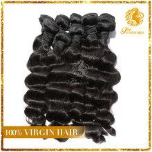 Brazilian Body Wave Virgin Hair Extension Can Be Dyed Virgin Brazilian Hair Extension