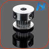 customized high quality steel timing belt pulley