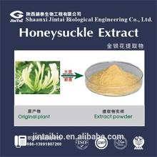 5% 10% 25% Chlorogenic acid Honeysuckle Extract