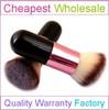 Large Size Angled Makeup Kabuki Brush wholesale with Vegan Hair Blush Brush