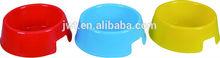 wholesale multi colors pet bowl for dog