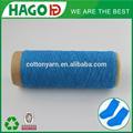 Hago alta calidad tc mezclado de reciclaje del calcetín del hilado lana de alpaca de perú