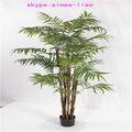 q082910 decoração de natal artificial de bambu plantas ornamentais da árvore de bambu artificial de plantas