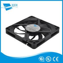 Axial fan H8010 12 volt dc fan motor for fiber optic transmission equipment