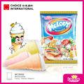 lantos 100g halal de gelo creme de marshmallow