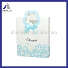Mountain Custom Printed Luxury Paper Shopping Bag