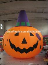 Halloween pumpkin Paper Lantern And Halloween Inflatable MK-4