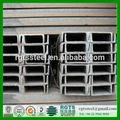 Correa de doblado en frío de acero del canal/canal tamaños de hierro