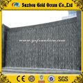 suzhou alta qualidade ss304 cachoeira de vidro de água fonte de parede