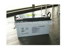 12v 180ah 12v 10ah 20hr deep cycle batterybest battery for solar power Maintenance free PowerGor Brand