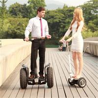 CHIC-LS forward sports self balancing electric scooter bike