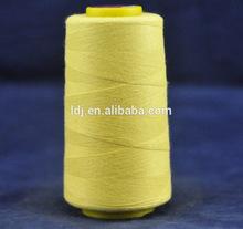 1313 1414 META ARAMID THREAD fire retardant thread 20s to 60s, 2/3ply