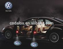 Car Logo Projector Laser Light High Power 5W 3W 7W Ghost Shsdow Lamp Auto Wire Welcome Door Light Universal Customizing