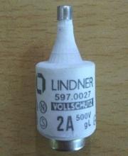 LINDNER spiral import fuse / fuse 2A500V