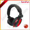 New Stereo noise cancelling headphones for computer, Mp3, Mp4 etc.