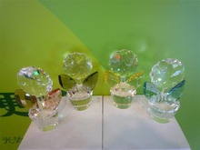 2015 best selling exquisite cube acrylic paperweight OR TABLE DECORATED