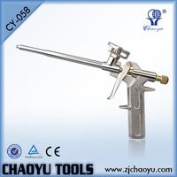 CY-058 Decoration Home Decoration/China Hot New Foam Applicator Tools for Civil Gun Foam Sale