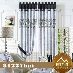 wholesale customize customize lace valance curtain