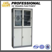 Modern office file storage metal customized sliding door office furniture
