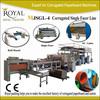 corrugated cardboard making machine MJSGL-4