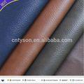 Material piel para hacer zapatos de hombre Waxy PU